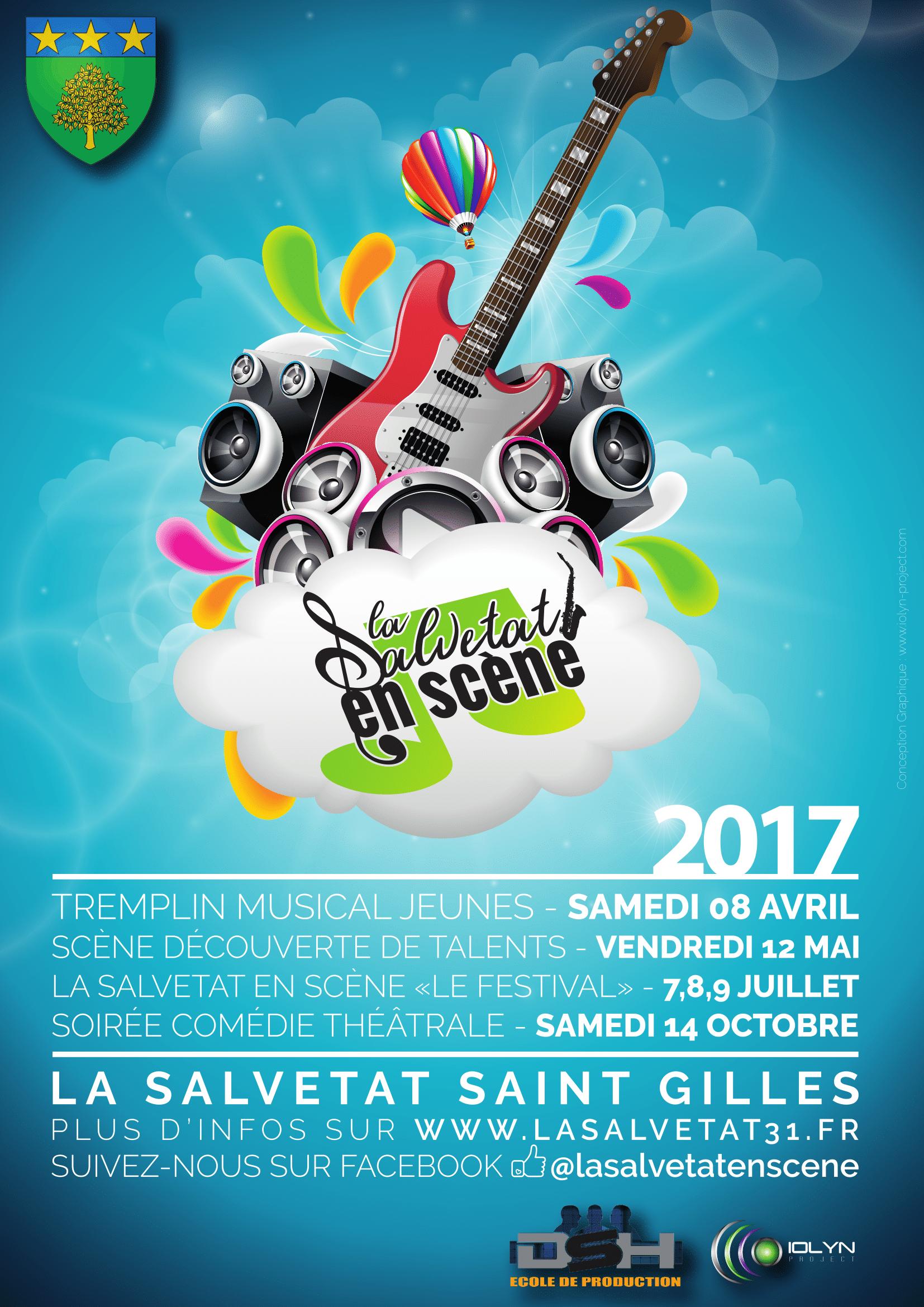 La Salvetat En Scène Tour 2017
