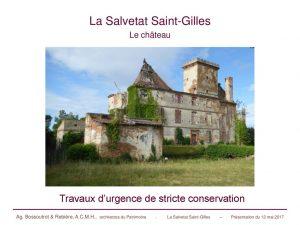 thumbnail of La SALVETAT SG Présent 12 mai 2018