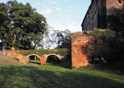 Pont d'accès nord (prise O)