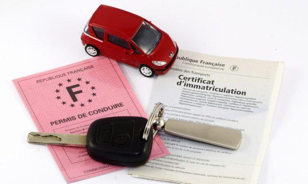 Cartes grises et permis de conduire : nouvelles procédures
