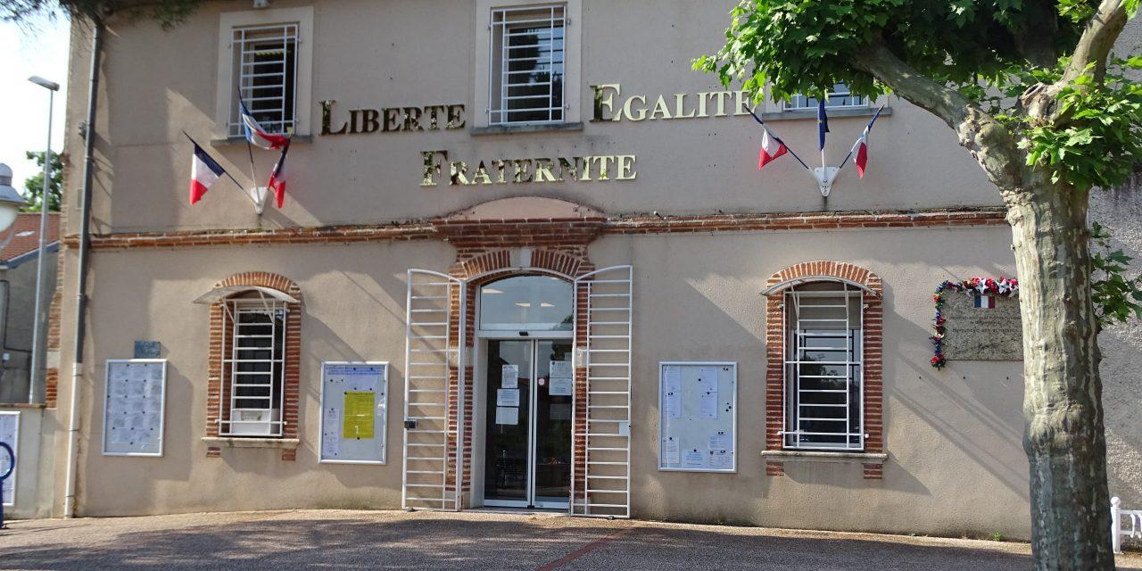 Accueil du public en Mairie