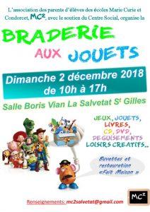 thumbnail of Affiche Braderie aux jouets 2dec18