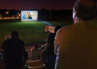 Cinéma en plein air - La Salvetat Saint-Gilles - Juin 2019 - Photo Patrice SORDO