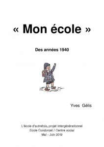 thumbnail of Mon école Yves