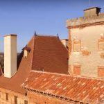 [Vidéo drone] Évolution des travaux du Château Raymond IV